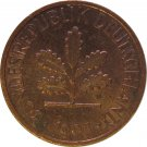 1995 J Germany 1 Pfennig