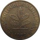 1979 F Germany 10 Pfennig