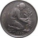 1983 F Germany 50 Pfennig