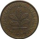 1972 G Germany 5 Pfennig