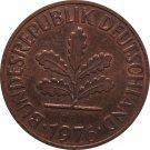 1976 J Germany 2 Pfennig