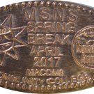 2017 MSNS Spring Show Elongated Cent