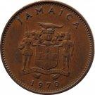 1970 One Penny Jamaica
