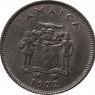 1972 5 Cents Jamaica