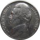 1962 D Jefferson Nickel (Whitman)