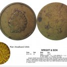Wright & Son Token.  Brass  Rulau # OH-Ci-170