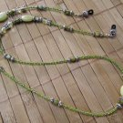 Lemon Jasper Eyeglass Chain