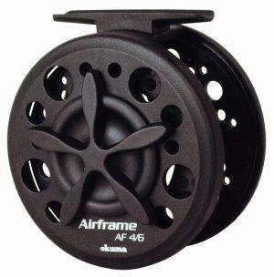 Okuma Air Frame AF4/6