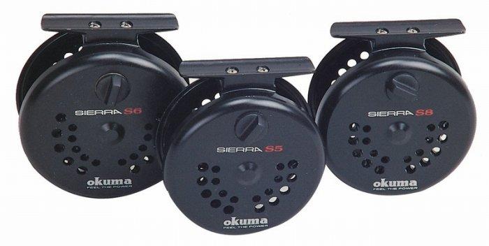 Okuma Sierra S4/5 for #3,4,5 Line