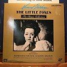 Laserdisc THE LITTLE FOXES (1941) Bette Davis B&W FS Classic LD