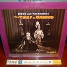 Laserdisc THE THIEF OF BAGDAD (1924) Douglas Fairbanks Lot#2 Silent Classic SEALED UNOPENED LD