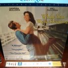 Laserdisc WHILE YOU WERE SLEEPING 1995 Sandra Bullock Lot#7 LTBX THX SEALED UNOPENED LD