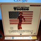 Laserdisc TOOTSIE 1982 Dustin Hoffman Jessica Lot#4 FS LD