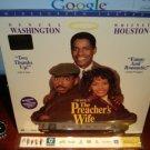 Laserdisc THE PREACHER'S WIFE 1996 Whitney Houston Lot#2 LTBX SEALED UNOPENED LD