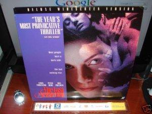 Laserdisc THE LAST SEDUCTION 1994 Linda Fiorentino Lot#3 DLX LTBX LD