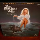 Laserdisc THE BUTCHER'S WIFE 1991 Demi Moore FS LD