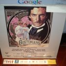 Laserdisc THE BOSTONIANS 1984 Christopher Reeve FS LD