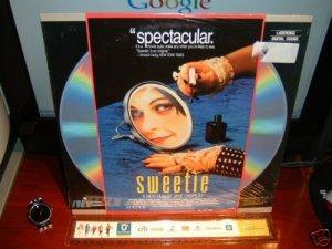 Laserdisc SWEETIE 1990 Genevieve Lemon Lot#2 FS SEALED UNOPENED LD
