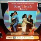Laserdisc SWEET HEARTS DANCE 1988 Don Johnson FS LD