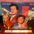 Laserdisc STOP! OR MY MOM WILL SHOOT 1992 Sylvester Stallone FS LD