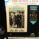 Laserdisc MY FAVORITE SPY (1942) Kay Kyser RKO Classic Collection Rare LD