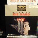 Laserdisc DIE HARD (Part 1) 1988 Bruce Willis Lot#9 SWE SEALED UNOPENED LD