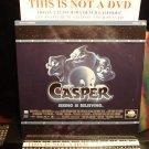 Laserdisc CASPER 1995 LTBX THX Lot#7 SEALED UNOPENED LD