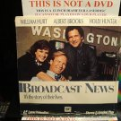 Laserdisc BROADCAST NEWS 1987 William Hurt Lot#2 FS SEALED UNOPENED LD