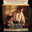 Laserdisc BEETHOVEN LIVES UPSTAIRS 1992 Neil Munro RARE LD