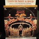 Laserdisc AVALON 1990 Aidan Quinn Barry Levinson DLX LTBX LD Movie Video [70546]