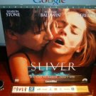 Laserdisc SLIVER 1993 William Baldwin Lot#5 LTBX LD