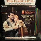 LD Music Video THE ROYAL OPERA COVENT GARDEN / LA FANCIULLA DEL WEST 1983 Laserdisc [PA-83-056]
