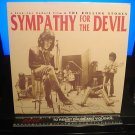 LD Music Video SYMPATHY FOR THE DEVIL: THE ROLLING STONES (1970) Mick Jagger Film Laserdisc [1002-1]