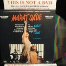 LD Music Video MARAT SADE 1966 Royal Shakespeare Playright Adaptation Laserdisc [LVD8915]