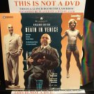 LD Opera Video DEATH IN VENICE 1990 Benjamin Britten Pioneer Artists Music Laserdisc [PA-92-426]