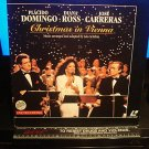 LD Music Video CHRISTMAS IN VIENNA - Recorded Live at Wiener Rathaus12.23.92 Diana Ross [SLV 48445][