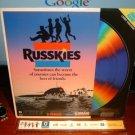 Laserdisc RUSSKIES 1987 Whip Hubley Leaf Phoenix FS LD