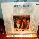 Laserdisc ROE VS. WADE 1989 Holly Hunter Amy Madigan FS LD