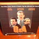 Laserdisc Q&A 1990 Nick Nolte Timothy Hutton FS LD
