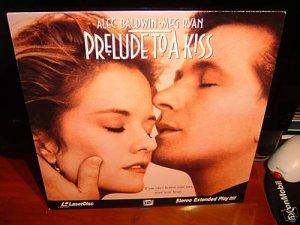 Laserdisc PRELUDE TO A KISS 1992 Alec Baldwin FS LD