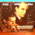 Laserdisc MURDER IN THE FIRST 1994 Christian Slater Lot#1 LTBX LD