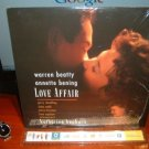 Laserdisc LOVE AFFAIR 1994 Warren Beatty LTBX LD