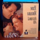 Laserdisc LORENZO'S OIL 1992 Nick Nolte Lot#2 LTBX SEALED UNOPENED LD
