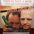 Laserdisc DELTA HEAT 1992 Anthony Edwards FS LD
