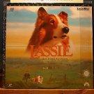 Laserdisc LASSIE 1994 Helen Slater Lot#1 LTBX LD