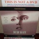 Laserdisc DEAD AGAIN 1991 Emma Thompson Lot#3 LTBX LD