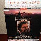 Laserdisc DANCES WITH THE WOLVES 1990 Kevin Costner Lot#3 LTBX LD