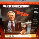 Laserdisc IN THE LINE OF FIRE 1993 Clint Eastwood Lot#3 DLX LTBX LD