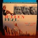 Laserdisc IF LUCY FELL 1996 Elle MacPherson Lot#1 DLX LTBX LD