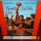 Laserdisc GOOD LUCK 1997 Gregory Hines FSLD
